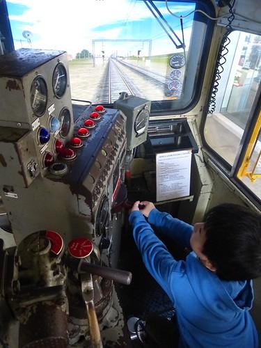 Rail Museum - Simulator