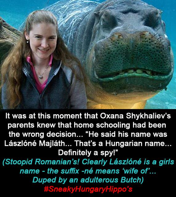 #HungaryHippo