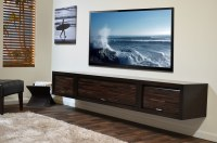 Wall Mount Media Stand ECO GEO Entertainment Center ...