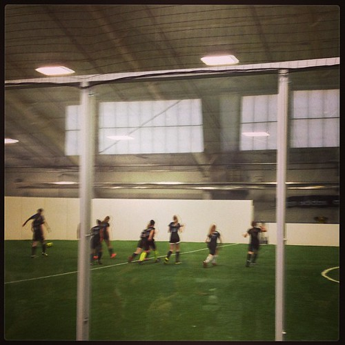 Indoor Soccer is a blast to watch by @MySoDotCom