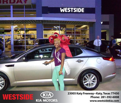 Happy Birthday to Lisa Fears Brooks  from Moore Jerry and everyone at Westside Kia! by Westside KIA