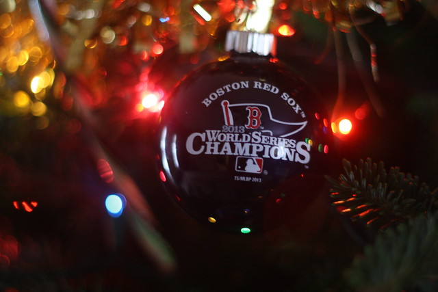 2013 Champs ornaments
