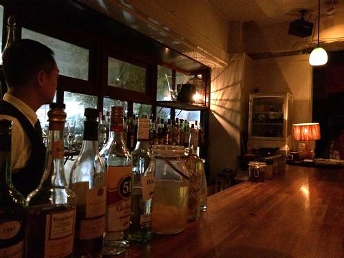 カウンター@bar bossa
