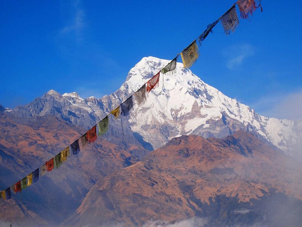 nepal day 3 hike
