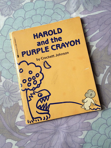 Ode to Harold and the Purple Crayon