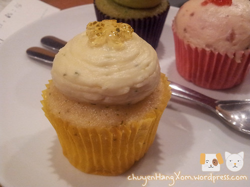 Pacey Cupcakes - góc hàn huyên lí tưởng