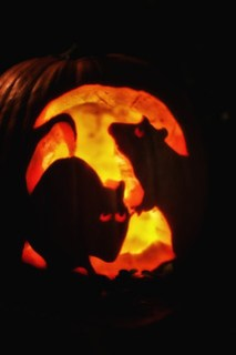 Rats Pumpkin