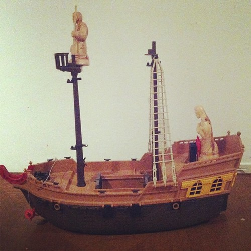 Day 19 - Mary & Joseph set sail for Bethlehem.  The journey ends on 21st in time for our early Xmas day. I decided it would be a cool Xmas gift to have some surgery over Christmas so won't be able to keep up with pics after 21st...fun, fun! by nikki.j.thorpe