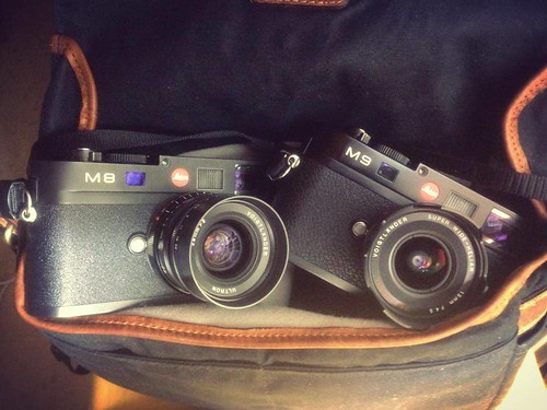 Leica Dream Team! by MatthewOsbornePhotography - Leica Photographer