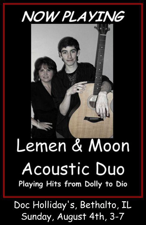 Lemen & Moon Duo 8-4-13