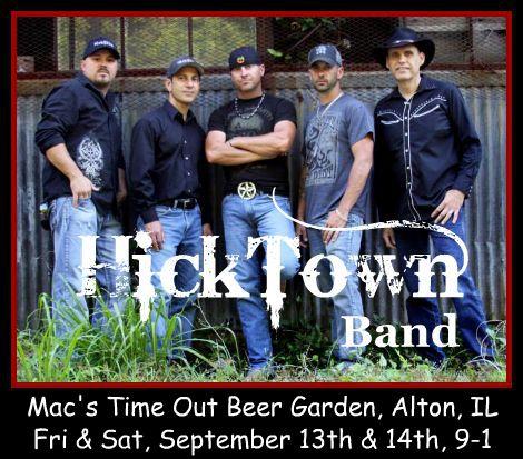 Hicktown 9-13, 9-14-13