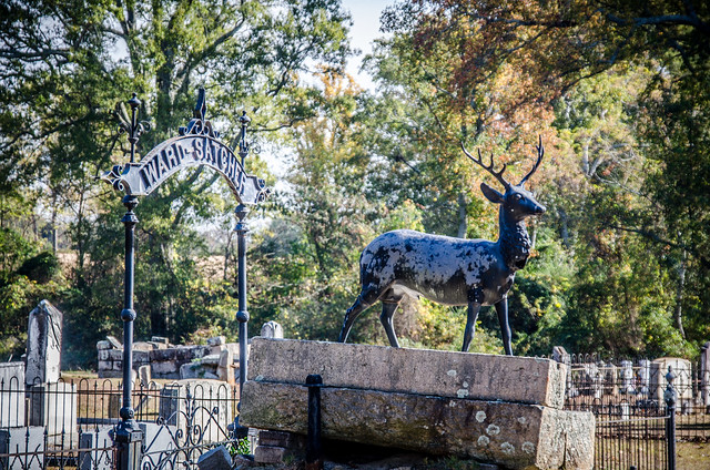 Spann Methodist Cemetery