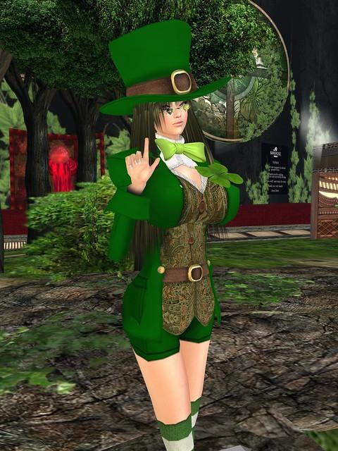 ::: B@R ::: Leprechaun Lady-L