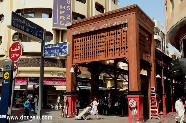AL RAS, DUBAI | SPICE, HERB & GOLD SOUKS, & HERITAGE HOUSE | Beyond