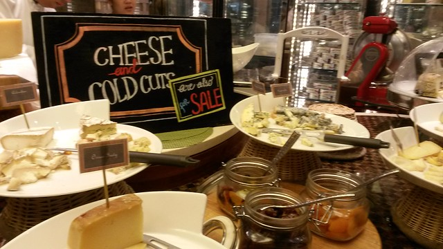 Cheese & cold cuts