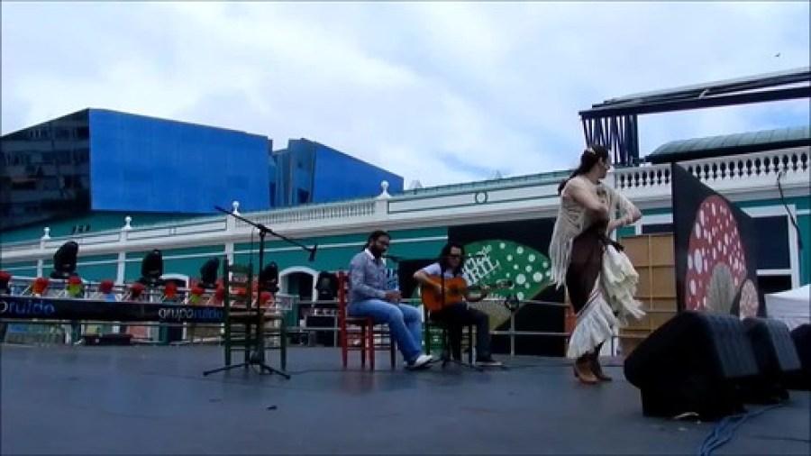 VII Feria de abril Las Palmas Aceitunas Partias video 04