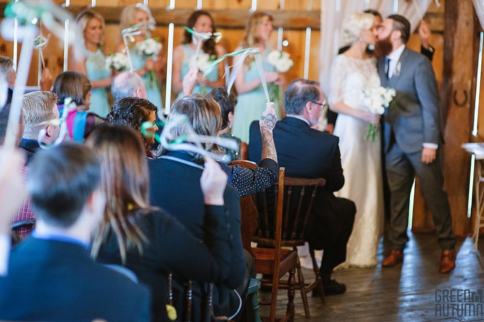 Autumn South Pond Farms Wedding Photography 0045