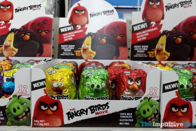 The Angry Birds Movie Chocolates