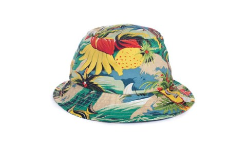 huf_hat_Hawaiian_Bucket_Tropical