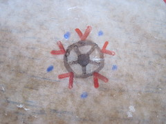 Wax Paper Mandala Ex 4