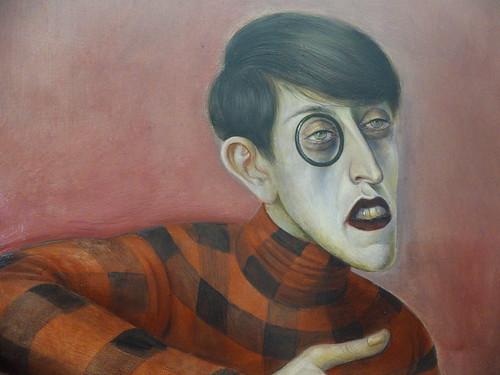3d Wallpaper Portrait Otto Dix 1891 1969 Rfa Bildnis Der Journalistin Sylvia