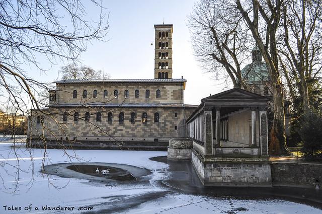 POTSDAM - Park Sanssouci - Friedenskirche