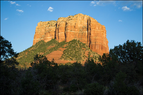 sedona rock form
