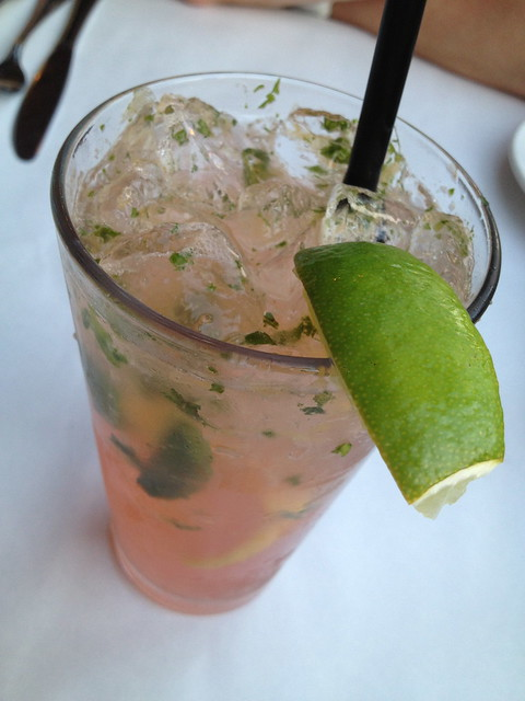 Blood orange mojito - Alicante