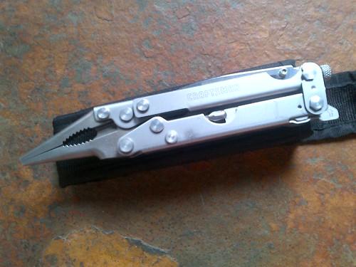 SOLD Craftsman Locking Pliers Multi 45516 Kershaw A100