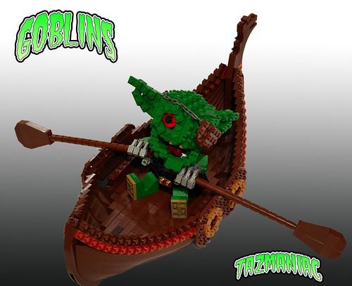 Goblins....Ahoy!