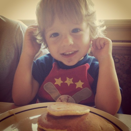 First trip to Ihop!