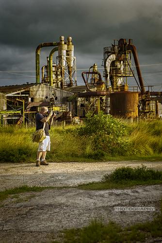 Richard in Cuba by Rey Cuba