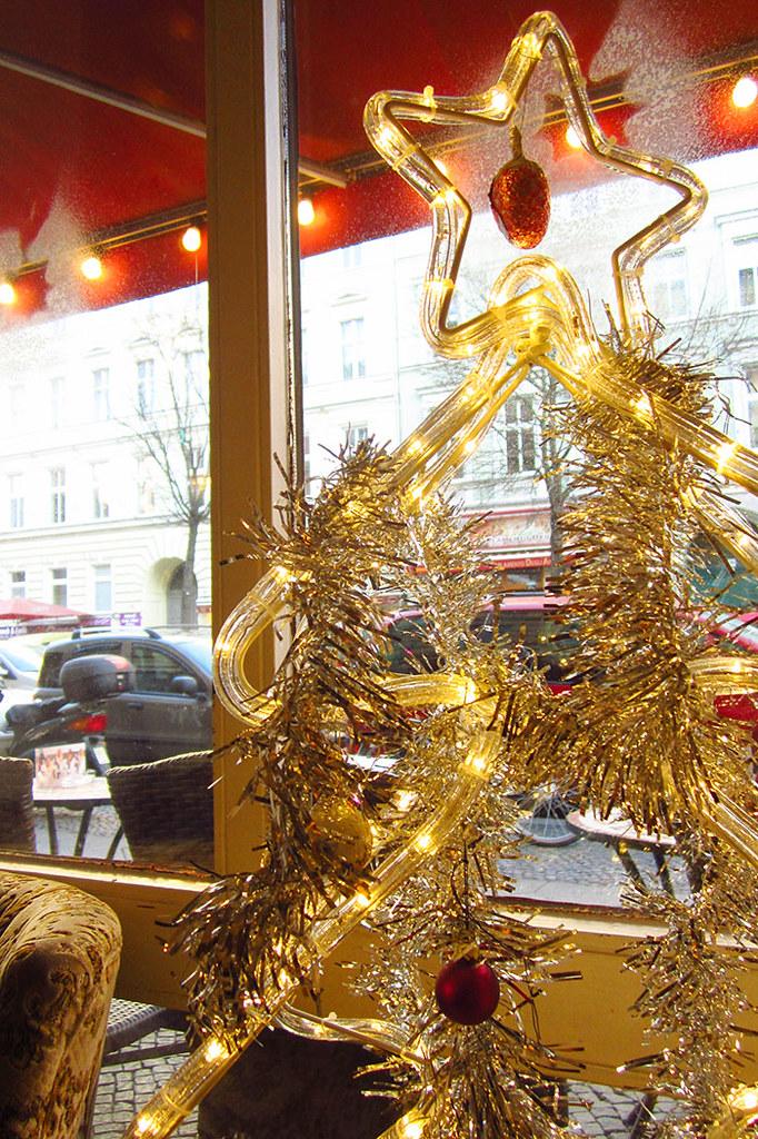 Berlin Bergmannstraße Cafe Milchschaum