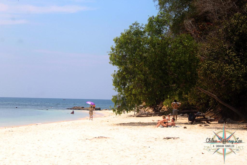Day trip, Island trip, What to do in Mamutik Island, Pulau, Tunku Abdul Rahman Park, Kota Kinabalu, Sabah, Chloe Tiffany Lee1