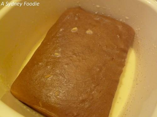 Soaked Sponge