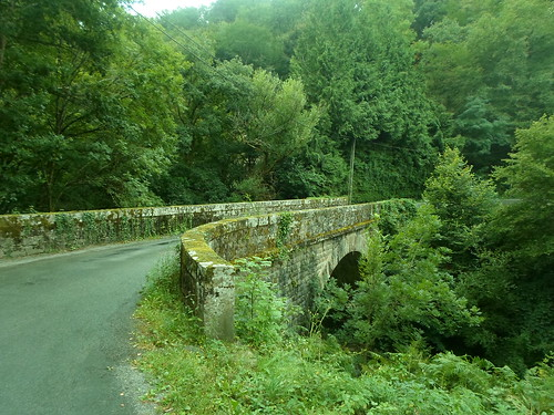 Bridge into Crozant