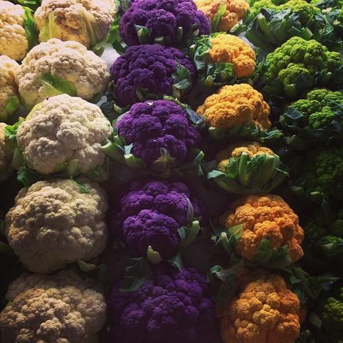 central market cauliflower