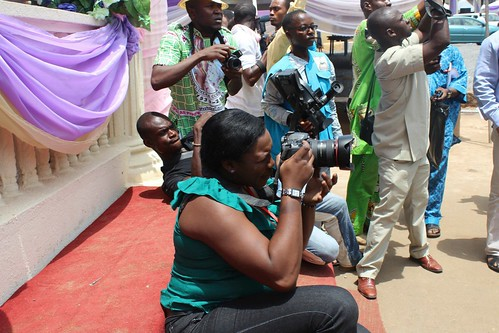 The Nigerian Paparazzi  by Jujufilms