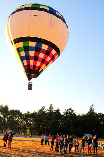 Hot Air Balloon 016r