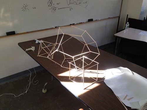 Thirty days of making: polyhedrons