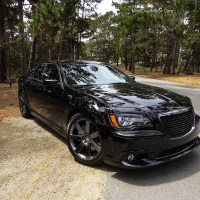 Test Driven: 2013 Chrysler 300 SRT (Grade: C)