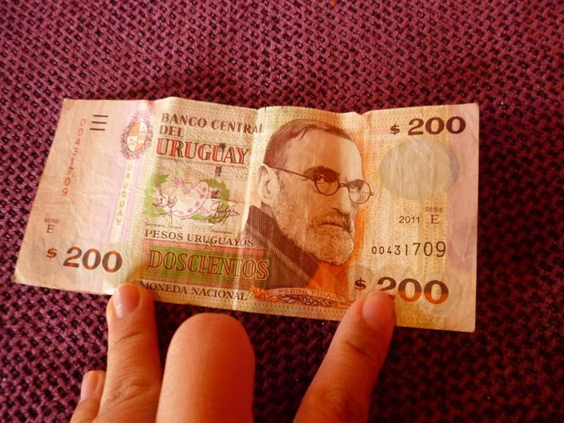 Uruguay money
