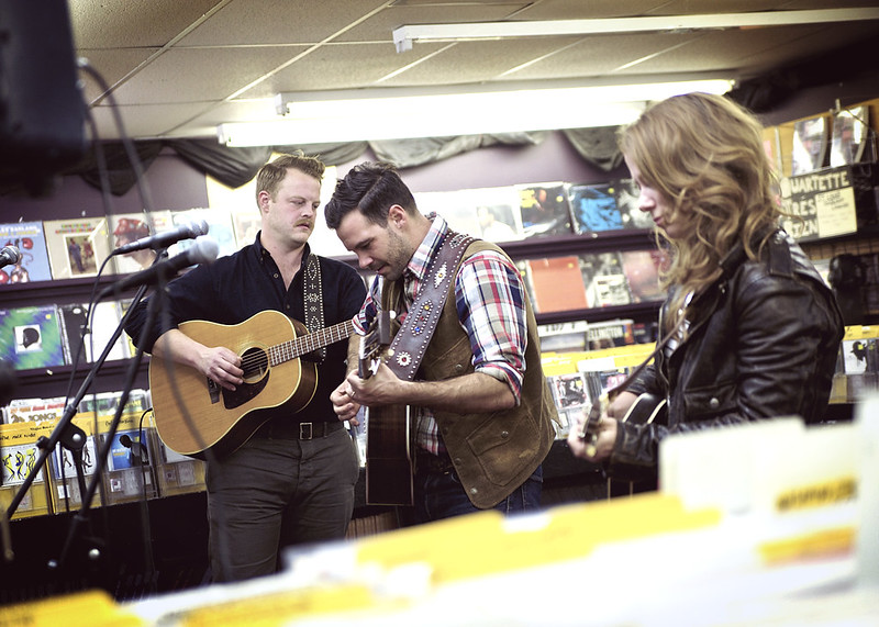 The Lone Bellow @ KDHX