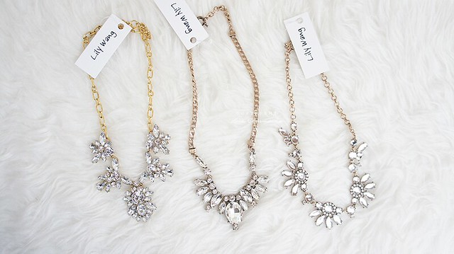Sparkle More - ShopLately Haul: Lily Wang