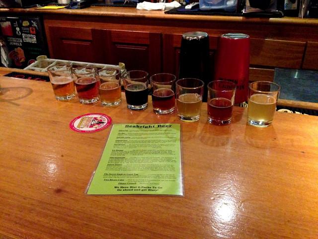 Seabright Brewery - Santa Cruz