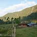 Andean pastoral scene, Peñas Blancas