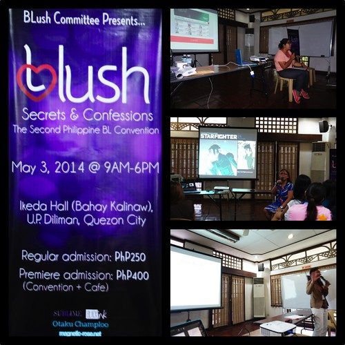 Blush 2014