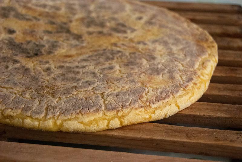 bolo de milho do pico, açores