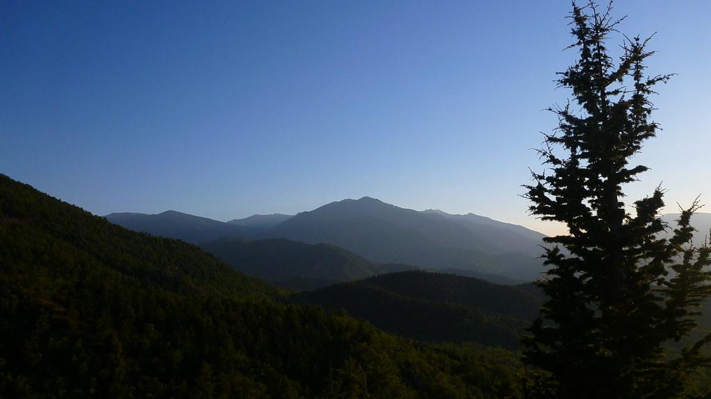 Col des Milleres, Carlit Massif