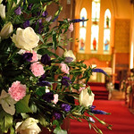 Flowers for the wedding 8